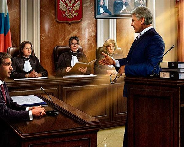 Судебное представительство по вопросам защиты/восстановления права собственности./></div> <div class=